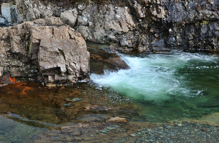 A legszebb természetes úszómedencék Európában