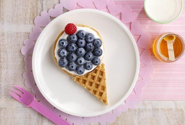 14 őrületesen kreatív nyári étel a gyerekeknek - képekkel