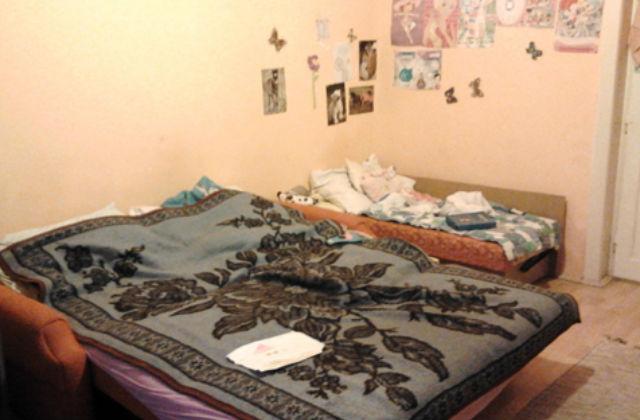 Az ágyak, ahol aludtak. Fotó: blog.juditu.hu