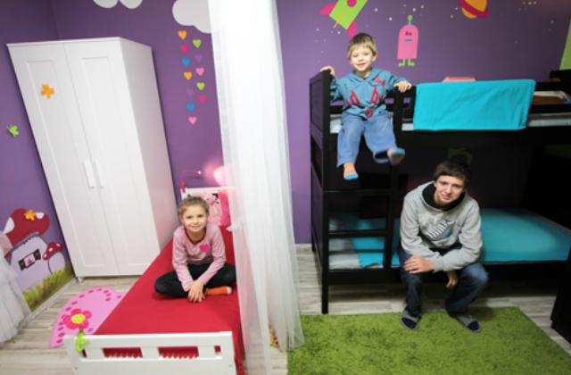 és a boldog gyerkőcök. Fotó:blog.juditu.hu