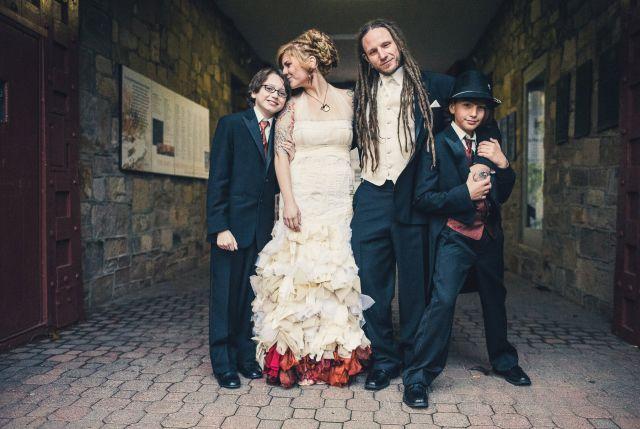A legszebb tetovált esküvők - Mindenkinek joga van szeretni és szeretve lenni