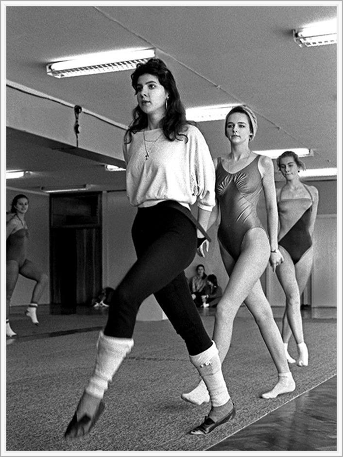Így néztek ki az orosz szépségkirálynők 1988-ban