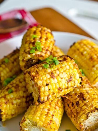 Készíts sült kukoricát - finomabb, mint főzve