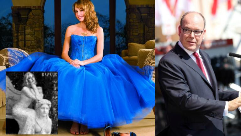 Albert monacói herceg 24 éves, törvénytelen lánya most először beszél az apjáról