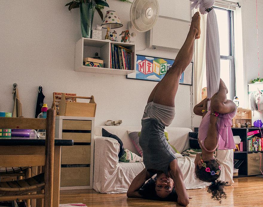 Csodás képeket készített a táncosokról a fotós