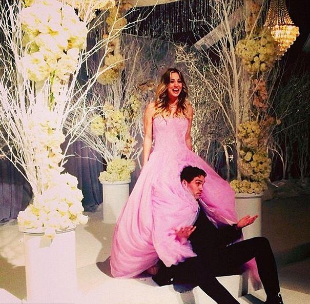 7 híresség, aki pink esküvői ruhában mondta ki az igent