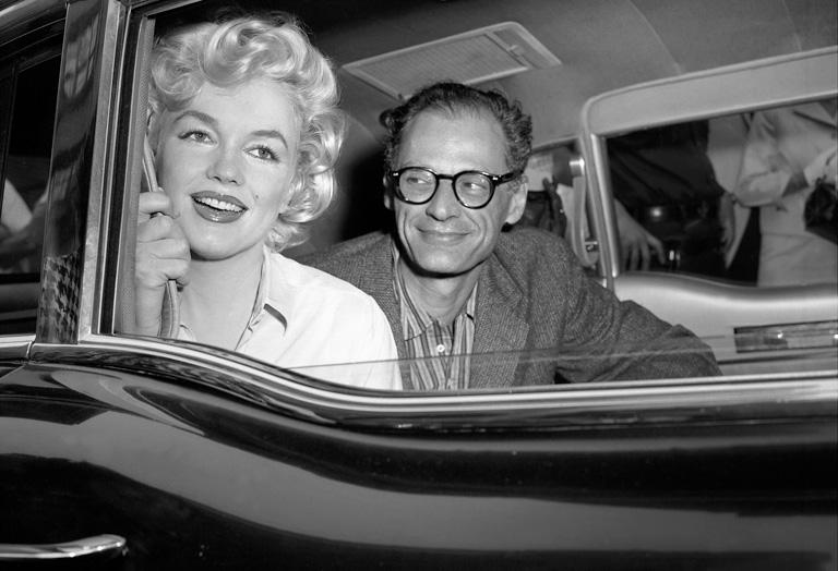 Marilyn Monroe és Arthur Miller