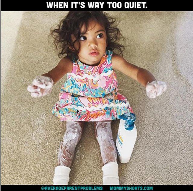 Amikor határozottan túl nagy a csend.
