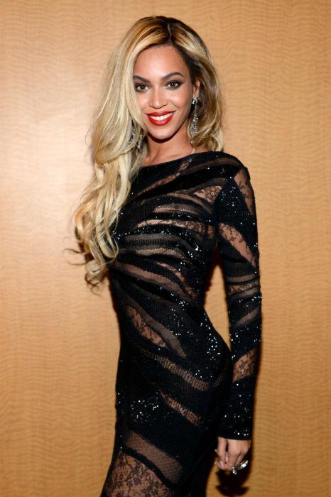 Beyoncé hercegnőnek érezheti magát a gyémántcipőben
