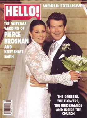 21 éve ilyen szerelmes Pierce Brosnan, aki ma ünnepli házassági évfordulóját