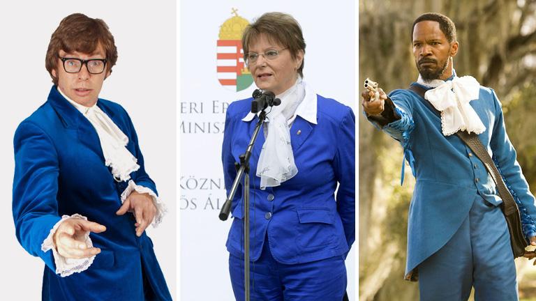 Hoffmann Rózsa korábban azt mondta, maga sem tűri a szélsőséges öltözködést - fellélegeztünk