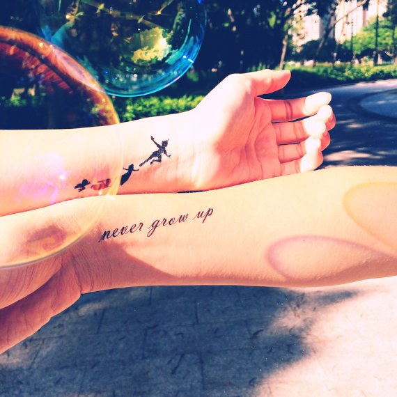 16 Disney-tetoválás, amit minden meserajongó imádni fog - képek