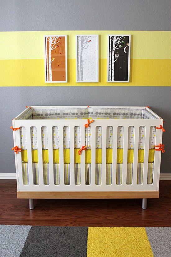 Hogyan hat a babaszoba színe a babádra?