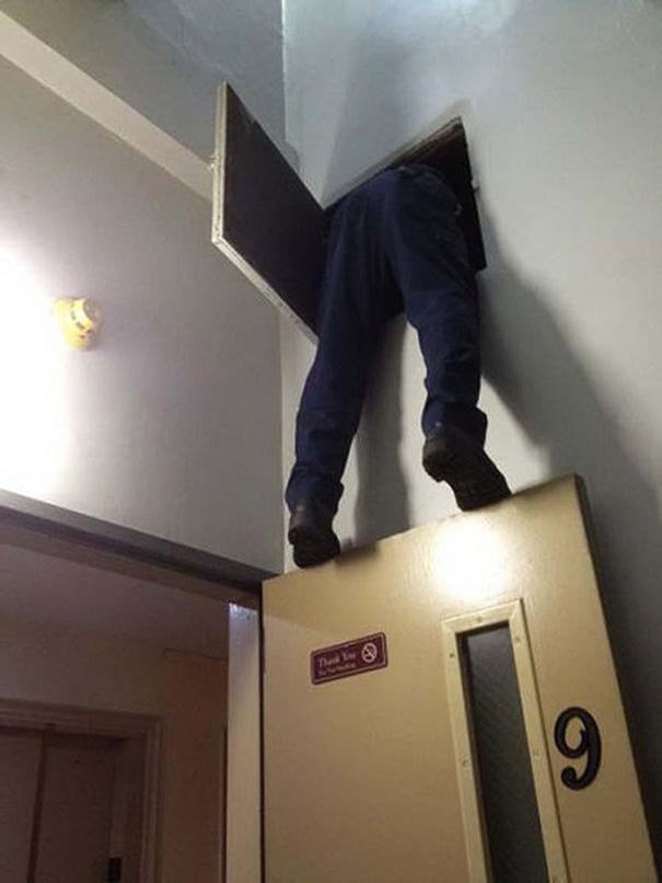 Ha nem csapja be a huzat az ajtót, tényleg fergetes ötlet!