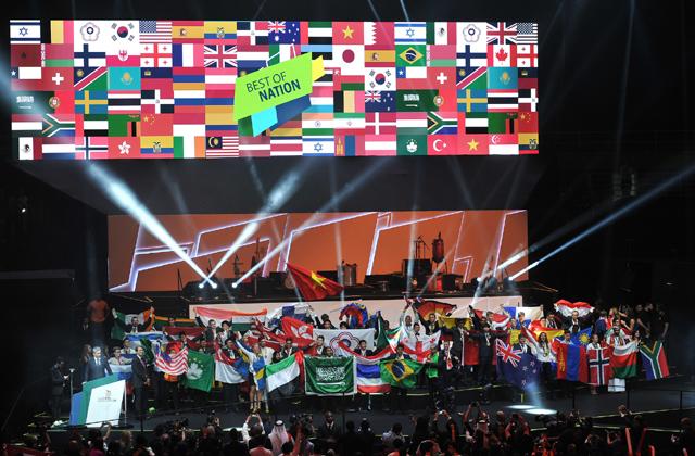 Arattak a magyar fiatalok a szakmák olimpiáján