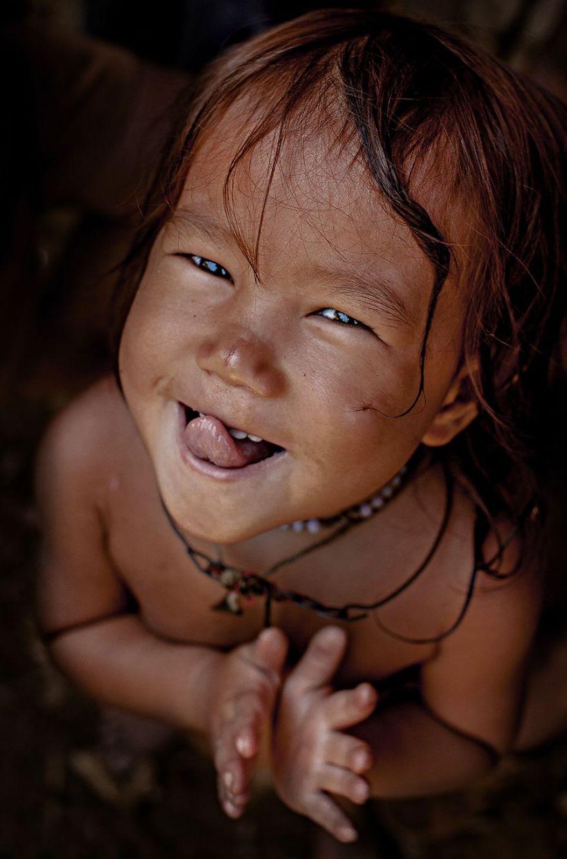 Kislány Vietnamból
