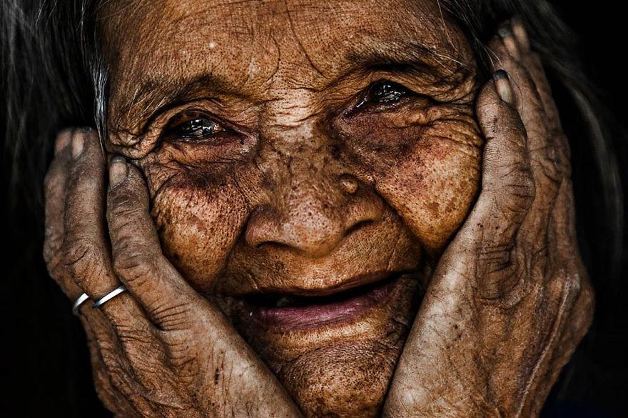 103 éves asszony Vietnamból