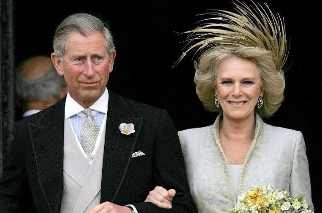 Ma már Kamilla cornwalli hercegné a párja