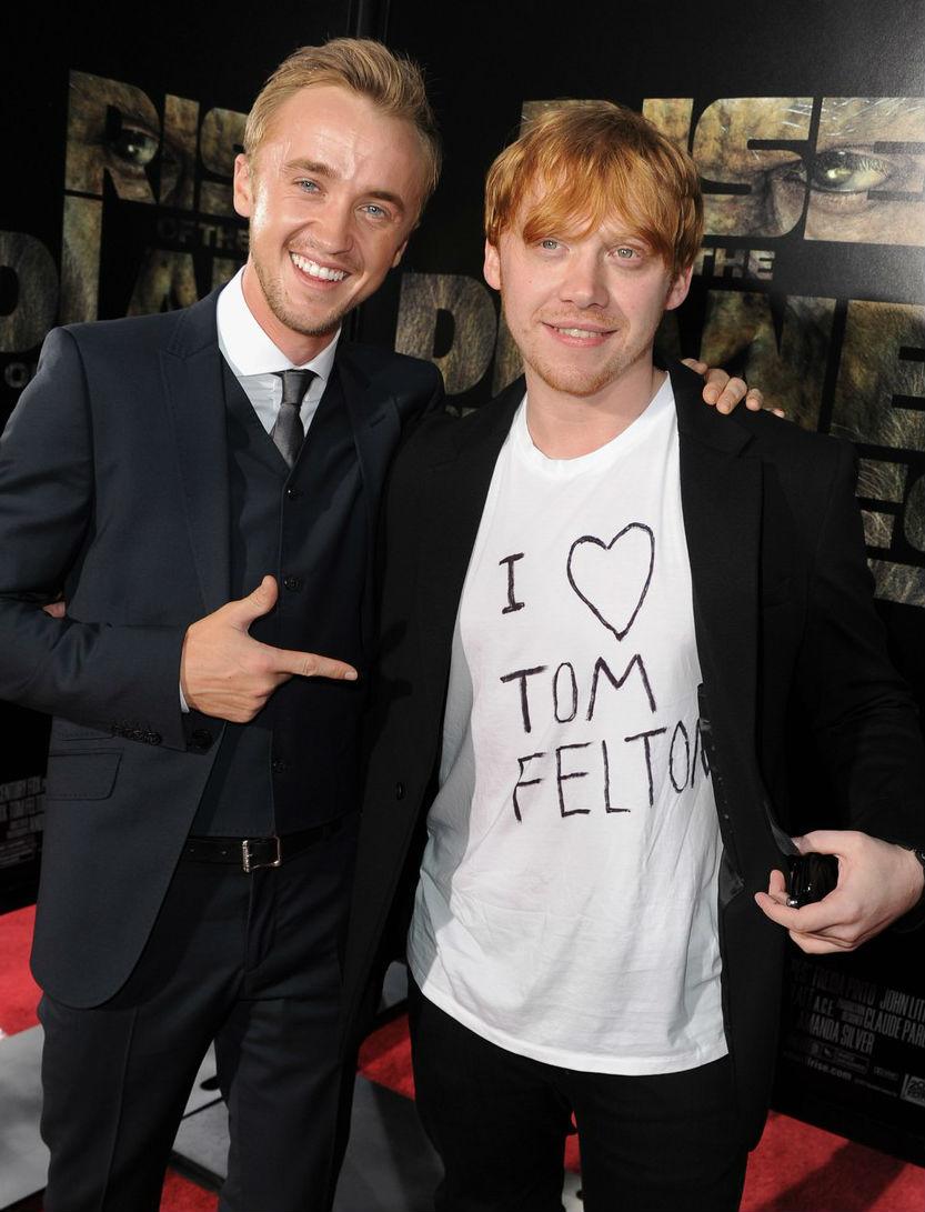 Boldog Születésnapot Ron Weasley - 27 éves lett Rupert Grint