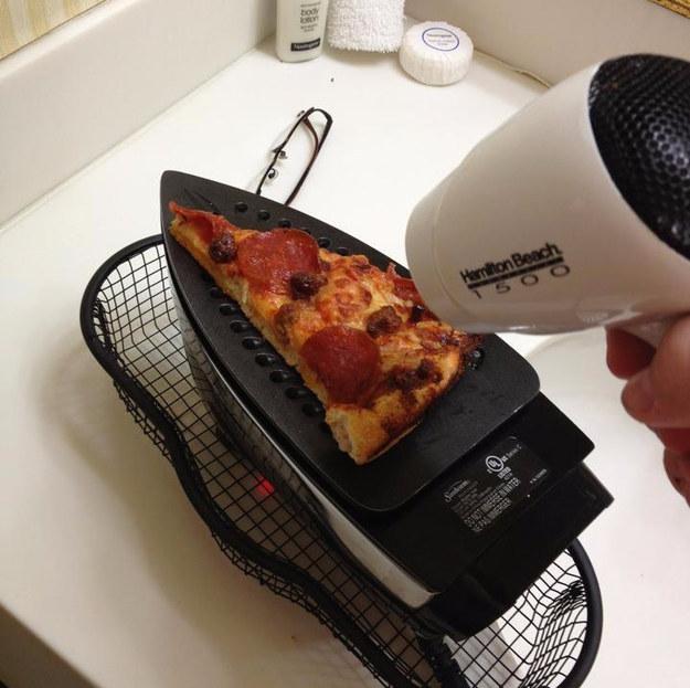 Pizzasütés másképp