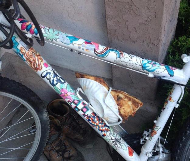 Pizza take-away