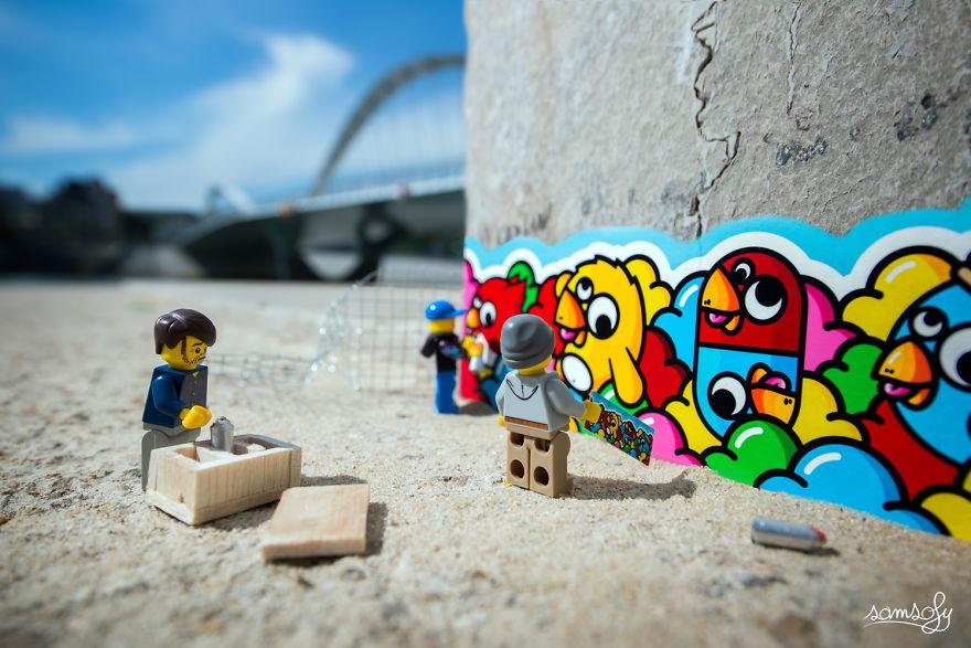 A grafittisek