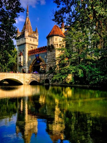 5 romantikus hely Budapesten