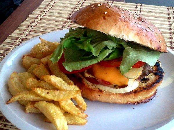 3 ellenállhatatlan hamburger házilag