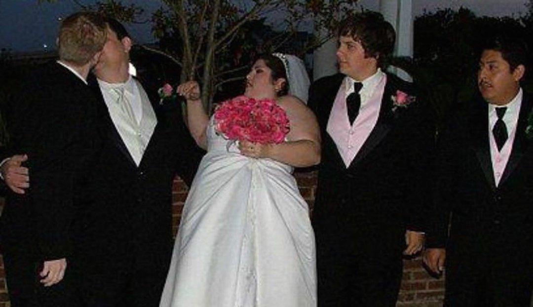 Csókold meg a ...vőlegényt?!