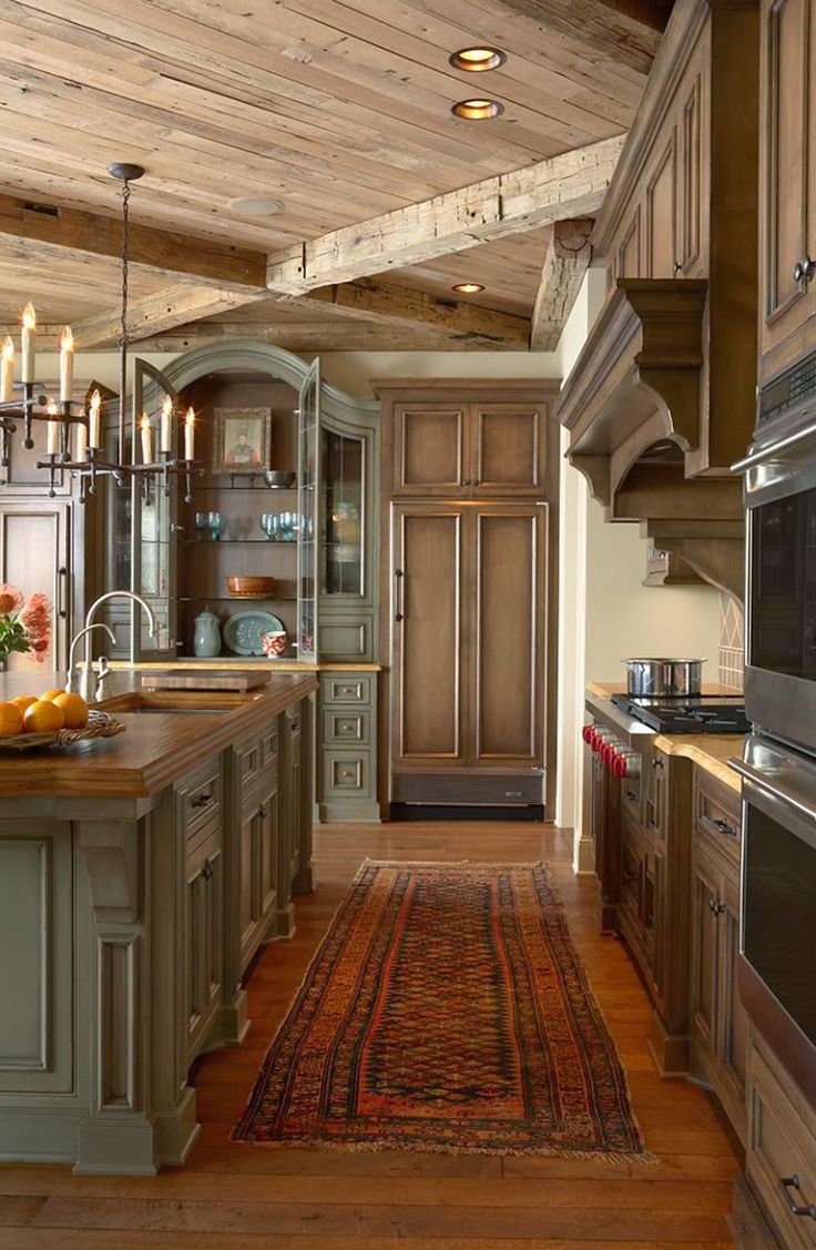 Álomszép konyhák, amelyekben állandóan csak főznél