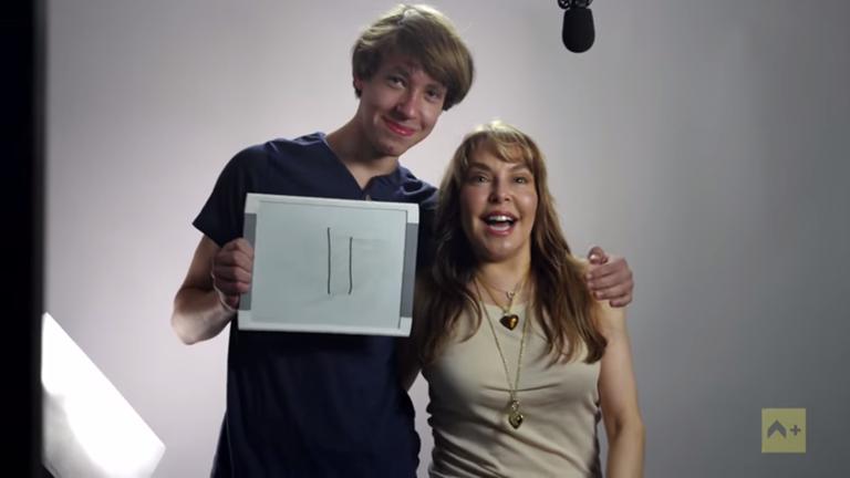 Ilyen érzés, ha megtudod, mennyire nagyra értékelnek a szeretteid – videó