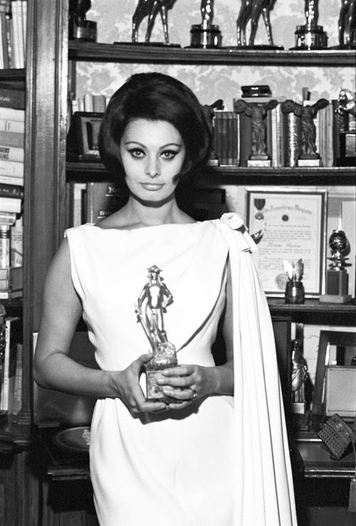 Elfeledett fotók a ma 81 éves Sophia Lorenről