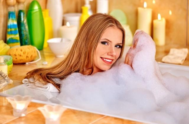 Kényeztető fürdő – így lesz egészséges a mosakodás