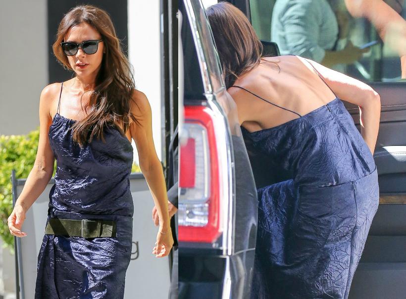Victoria Beckham újra tiszta