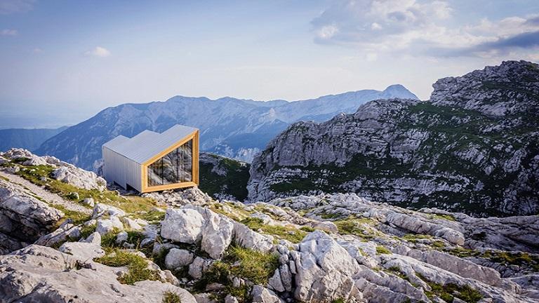 Ez a világ leggyönyörűbb menedékháza