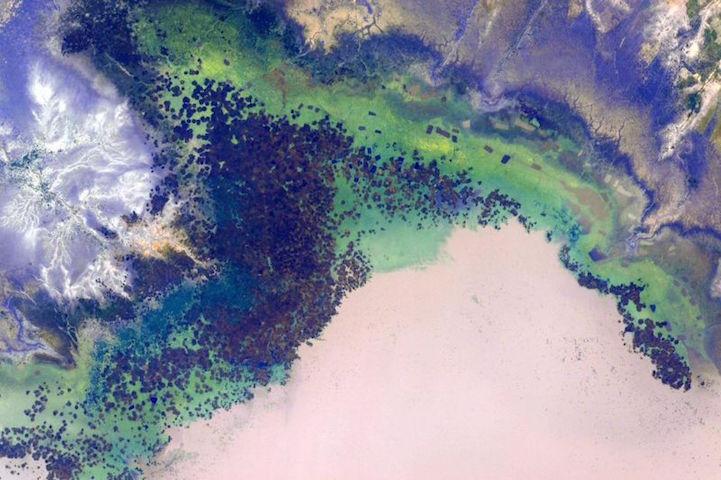 Egy asztronauta 20 lélegzetelállító fotója az űrből