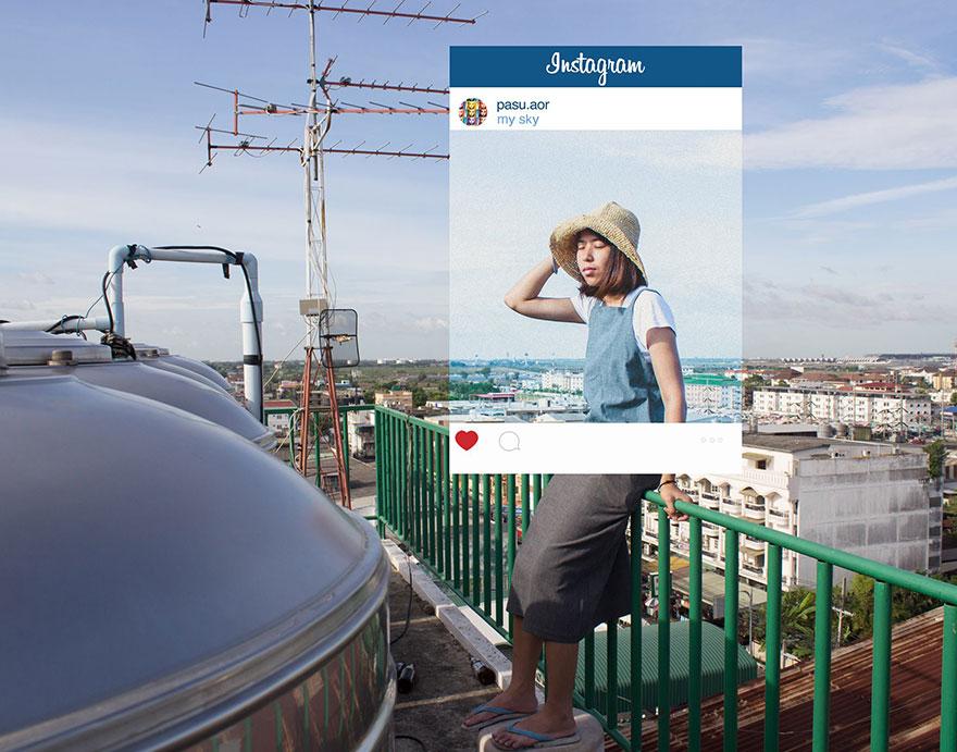 Az igazság, ami az Instagram fotók mögött van