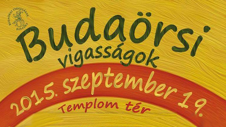 Szombati program: Budaörsi vigasságok