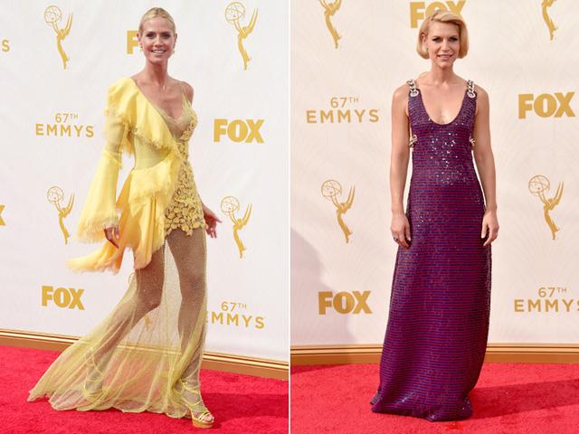 Emmy-gála, 2015: a leg-leg-leg ruhák