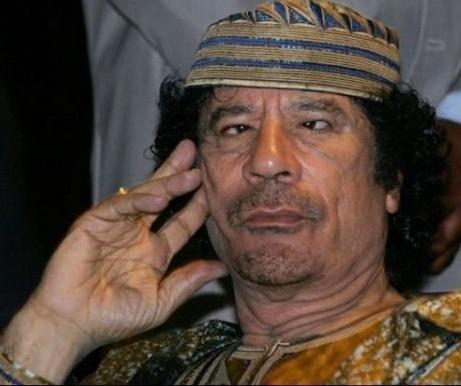 A líbiai diktátor, testőrsége tulajdonképpen hárem volt, hiszen több száz nő védte palotájában.