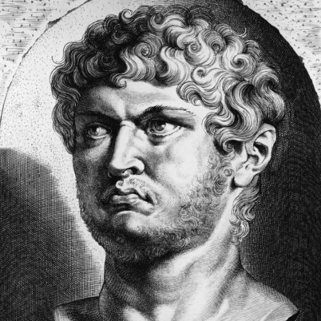 Az ókori Róma fenegyyerek, neki tuélajdonítják az örök városban pusztító tűzvészt is.