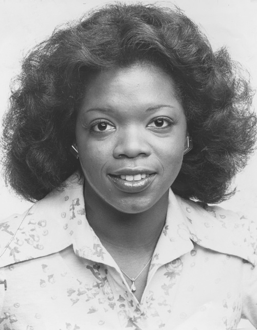 Oprah 24 évesen