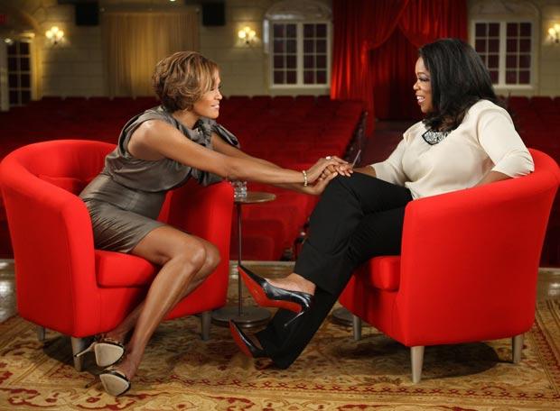 Whitney és Oprah