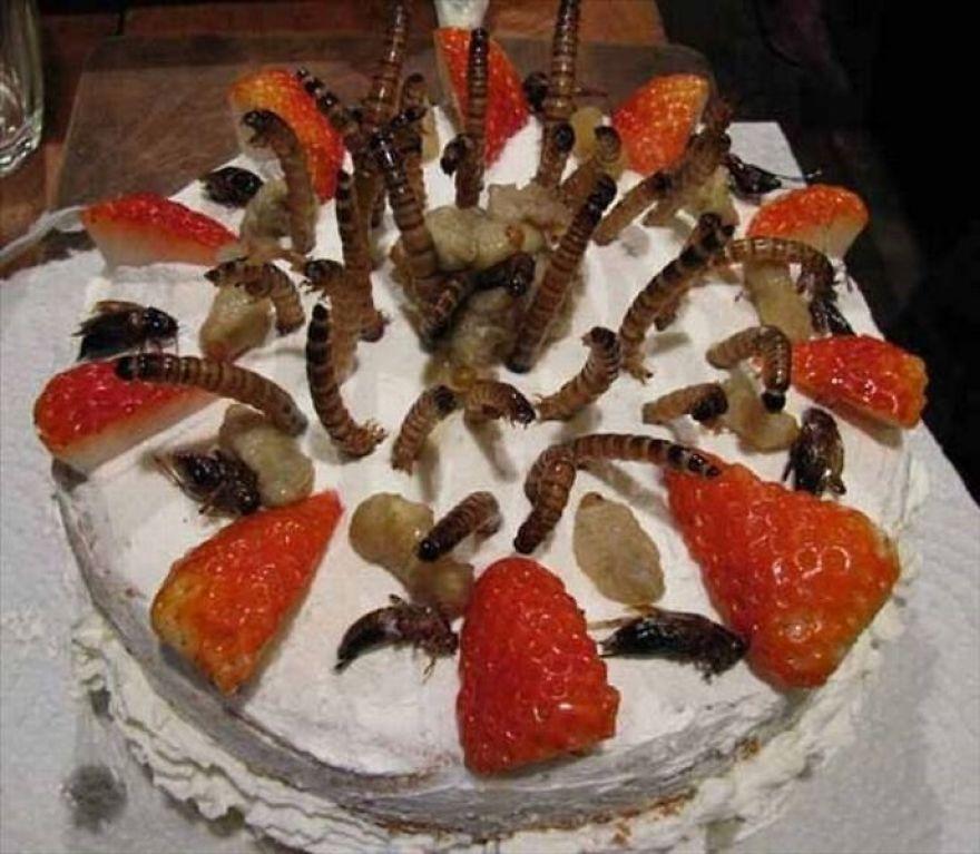 10 gusztustalan torta, amit szülinapra valaha adtak