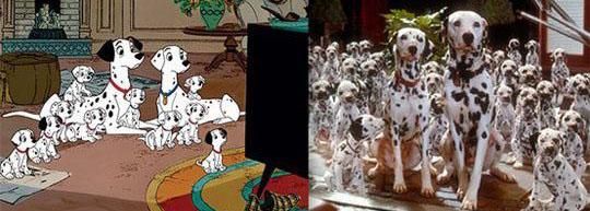 Amikor a mesék valóra válnak: rajzfilm jelenetek, amik később megtörténtek az életben