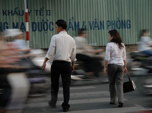Mission: Impossible Vietnámban: átmenni a zebrán