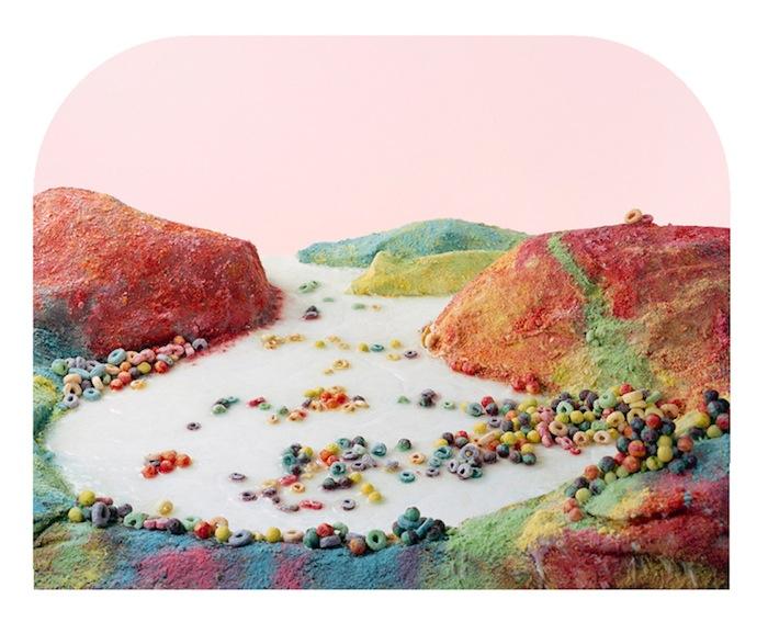 Mesebeli tájképek ételekből! - lenyűgöző fotók