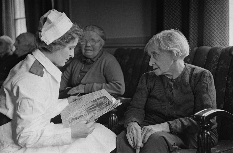 Egy nővér öröme: az ápoltja mosolya