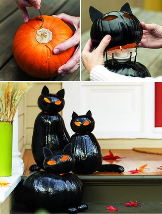 Csináld magad! Halloween lakás dekoráció