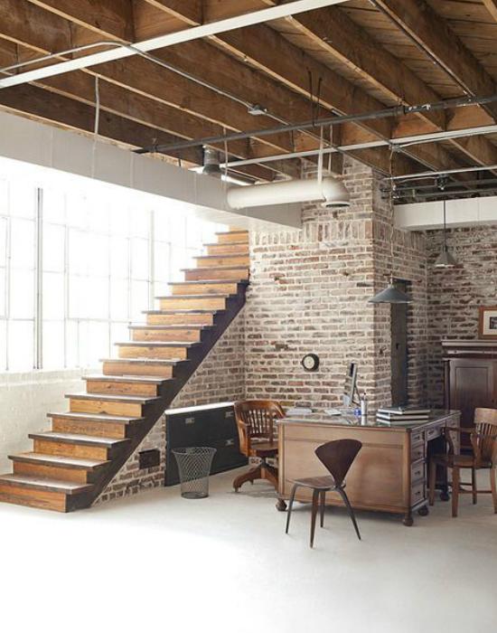 Óriási terek. A loft lakások egyik fő jellemzője Fotó:pascalhomedesign.hu